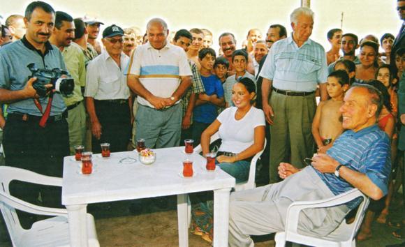Absheron, August 2002
