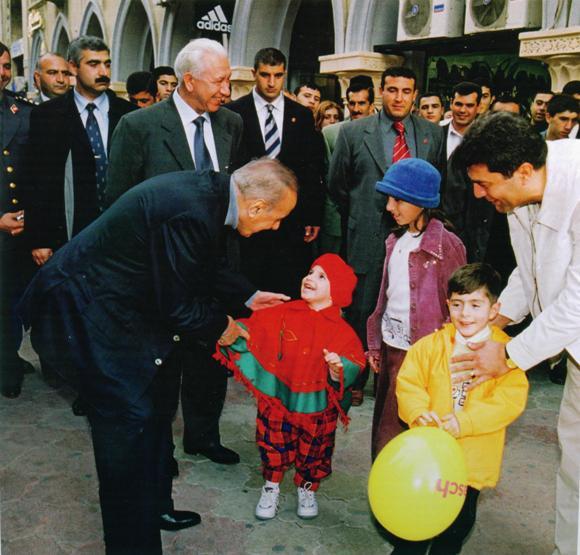 Baku. November 2002