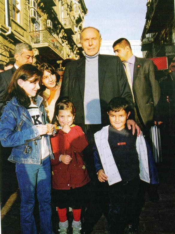 Baku, November 2002