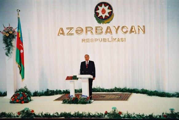 Azərbaycan Respublikasının Prezidenti Heydər Əlirza oğlu Əliyevin Andiçmə Mərasimində nitqi - 18 oktyabr 1998-ci il